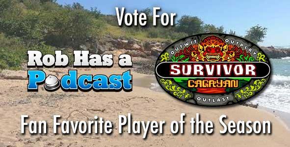 Survivor 2014: Vote for Cagayan Player of the Season