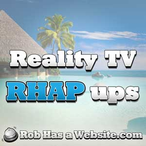 Subscribe to ALL of Reality TV RHAP-ups