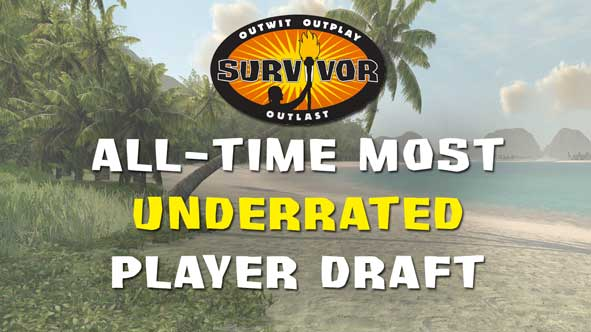 Survivor 2014: The All-Time Most Underrated Players Draft