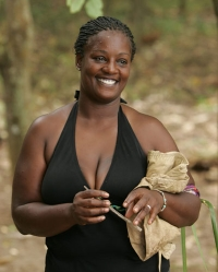 Survivor Cirie Fields
