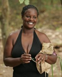 Survivor Cirie Fields