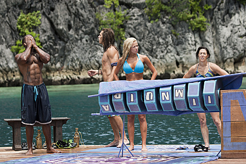 Survivor Philippines Matsing Loses Again