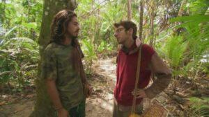 Ozzy and Cochran Survivor South Pacific