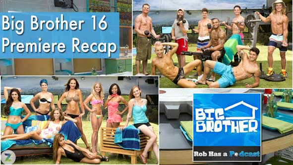 Big Brother 2014: LIVE Recap of the Big Brother 16 Season Premiere