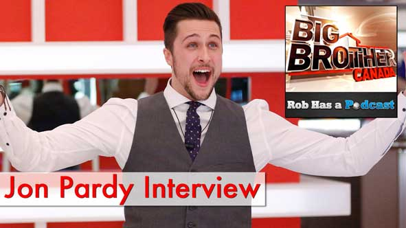 Big Brother 2014: Interview with BBCAN2 Winner, Jon Pardy
