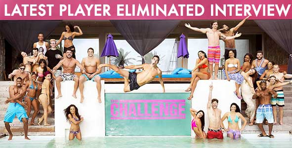 The Challenge Free Agents: Exit Interview with the Latest Player Eliminated