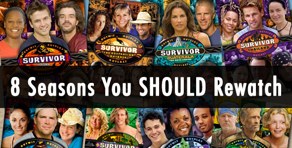 Survivor seasons