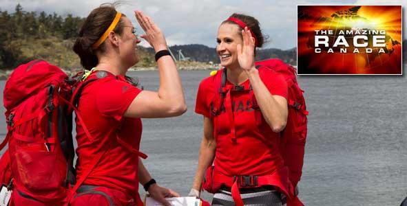 Amazing Race Canada 2014: Episode 1 Recap Podcast