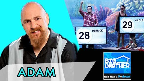 Big Brother 2014: Live Recap of Sunday's BB16 with Adam Poch