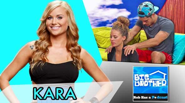 Big Brother 2014: Kara Monaco on the Wednesday Big Brother 16 Recap on July 16th