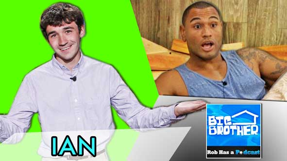 Big Brother 2014: Recap of Eviction #3 of BB16 with Ian Terry