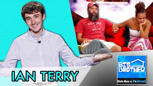 Big Brother 2014:  Ian Terry on the Episode 14 Recap to discuss BB16's eviction #4
