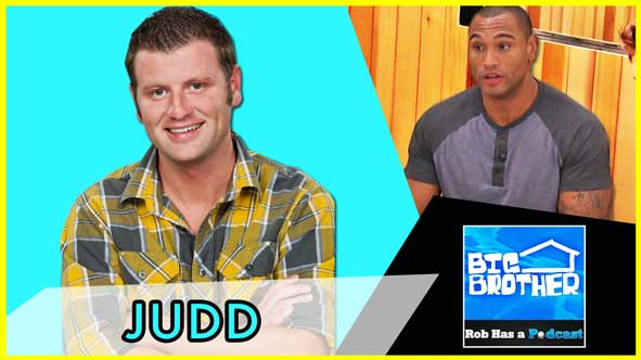 Big Brother 2014: Recap of BB16 Episode 6 with Judd Daugherty LIVE on Sunday, July 6th