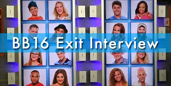 Big Brother 2014: Talking with the Latest Player Evicted from Big Brother