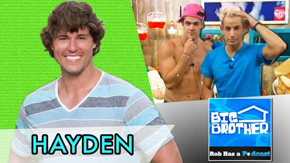 Big Brother 2014: Big Brother 16 Episode 15 Recap with Hayden Moss