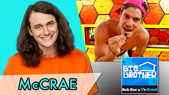 Big Brother 2014: Big Brother 16, Episode 16 Recap with McCrae Olson on July 30, 2014
