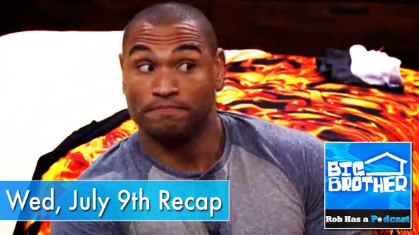 Big Brother 2014: Live recap of Wednesday's BB16