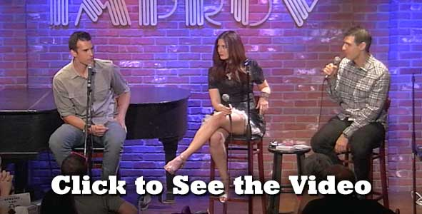 Watch the Full Video of our show with Brendon & Rachel through Vimeo