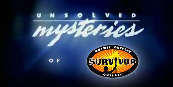 Survivor 2014: Discussing Some of Survivor's Greatest Unsolved Mysteries