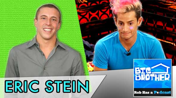 Big Brother 2014: Eric Stein recaps BB16 Episode 22 LIVE on Wednesday, August 13, 2014