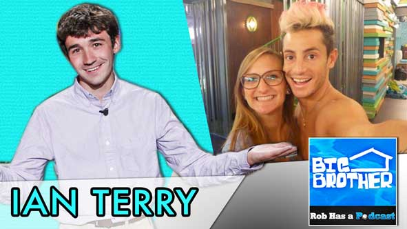 Big Brother 2014: Ian Terry Recaps the Eviction on BB16 Episode 23 on Thursday, August 14, 2014