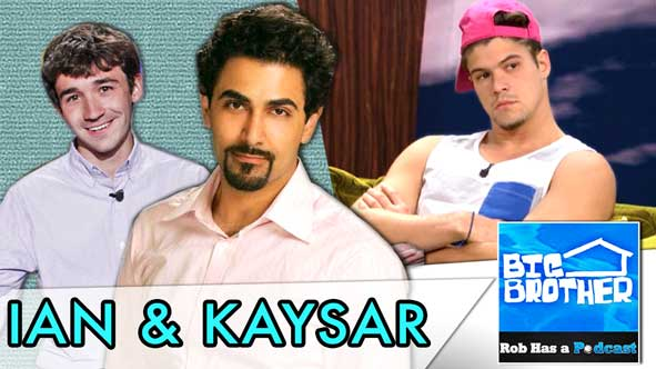 Big Brother 2014: Episode 26 Recap with Kaysar Ridha and Ian Terry on August 21st