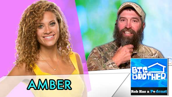 Big Brother 2014: LIVE Recap of Episode 28 with Amber Borzotra on Wednesday, August 27th
