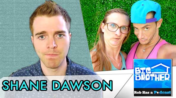 Big Brother 2014: Shane Dawson Talks BB16