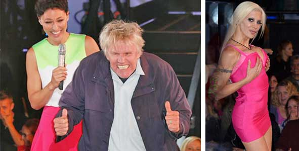 Celebrity Big Brother UK 2014: Recap of Gary Busey's Big Launch Night