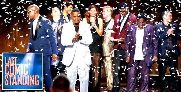 Last Comic Standing 2014: Rob and Mike Bloom recap Rod Man's victory in the LCS Finale