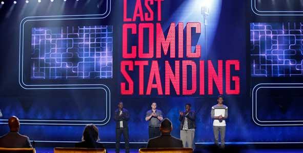 Last Comic Standing 2014: Rob and Mike Bloom discuss the elimination of Joe Machi from Last Comic Standing
