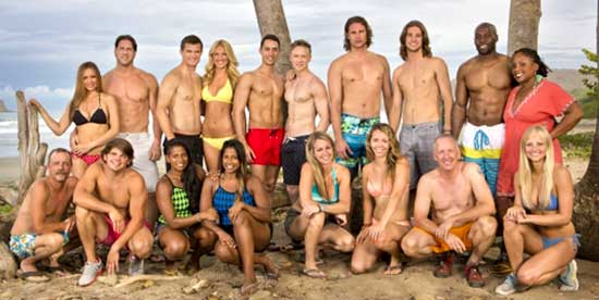 The cast of Survivor features only 8 women