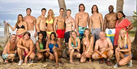 The cast of Survivor features only 8 women