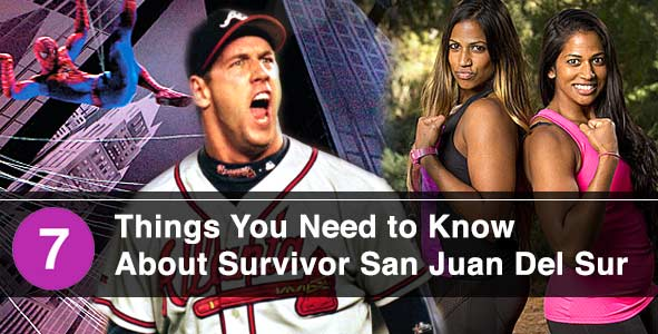 Survivor 2014: The 7 Things You Need to Know about Survivor San Juan Del Sur