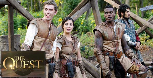The Quest:  Questions About the ABC Reality Series from the Executive Producers