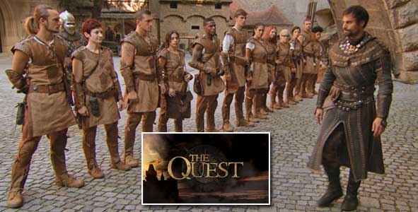 The Quest Review: Recap of the Series Premiere of the New ABC Fantasy Reality Series