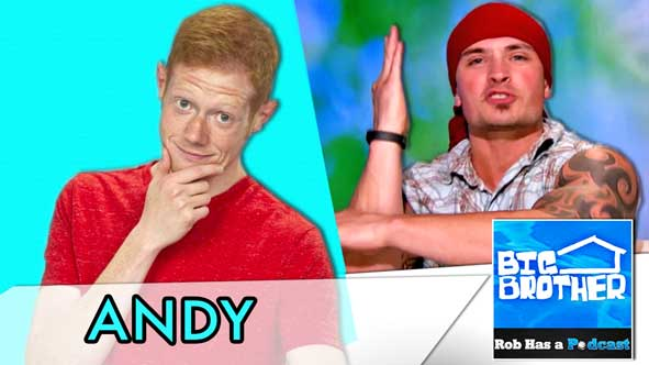 Big Brother 2014: BB16 Episode 31 Recap on Wednesday, September 3rd with Andy Herren