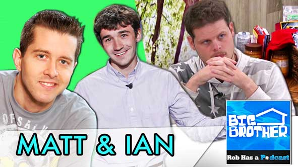 Big Brother 2014: BB16 Episode 32 Double Eviction recap with Matt Hoffman and Ian Terry on Thursday, September 4th