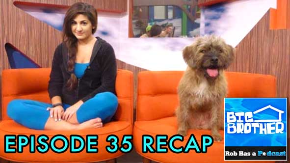 Big Brother 2014: BB16 Episode 35 Recap on Wednesday, September 10th