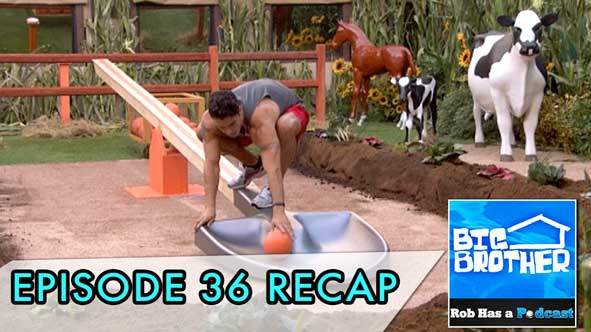 Big Brother 2014: Recap of BB16 Episode 36 on Sunday, September 14th