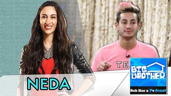 Big Brother 2014: BB16 Episode 37 Recap with Neda Kalantar on Tuesday, September 16th