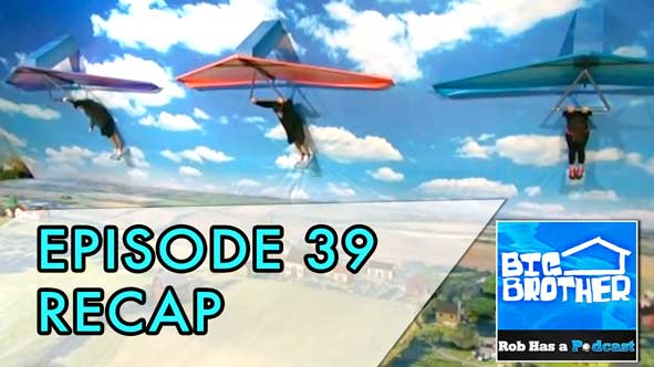 Big Brother 2014: BB16 Live Recap of Episode 39 on Friday, September 19th