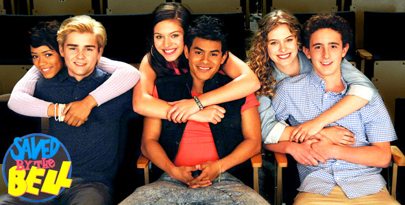 The Saved By the Bell Lifetime Movie Unauthorized Podcast