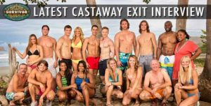 Survivor 2014: San Juan Del Sur Exit Interview with the First Player who got Voted off Survivor