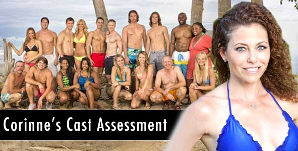 Corinne is Back with more Brutal First Impressions of the Survivor 29 cast