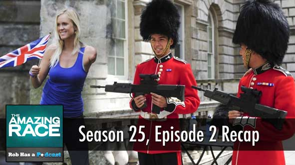 Amazing Race 2014: Season 25, Episode 2 Recap LIVE on October 3rd