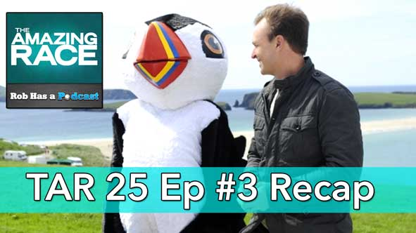 Amazing Race 2014: Recap of Season 25, Episode 3 LIVE on Friday, October 10th   Get Your Sheep Together
