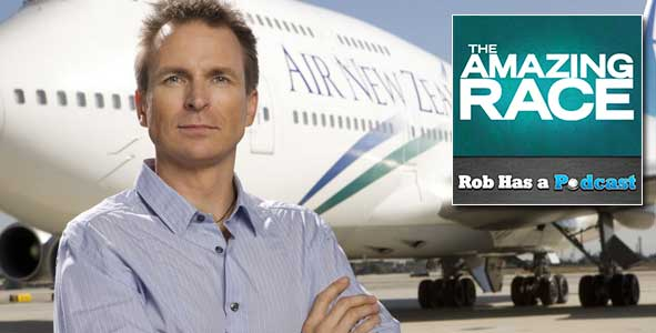 Amazing Race 2014: Interview with Phil Keoghan on 25 Seasons of The Amazing Race