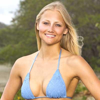 Kelley Wentworth, 5th Player Who Got Voted off Survivor San Juan Del Sur