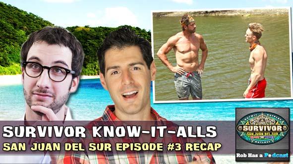 Survivor 2014: The Know-It-Alls Recap Survivor San Juan Del Sur Episode 3 LIVE on October 8th
